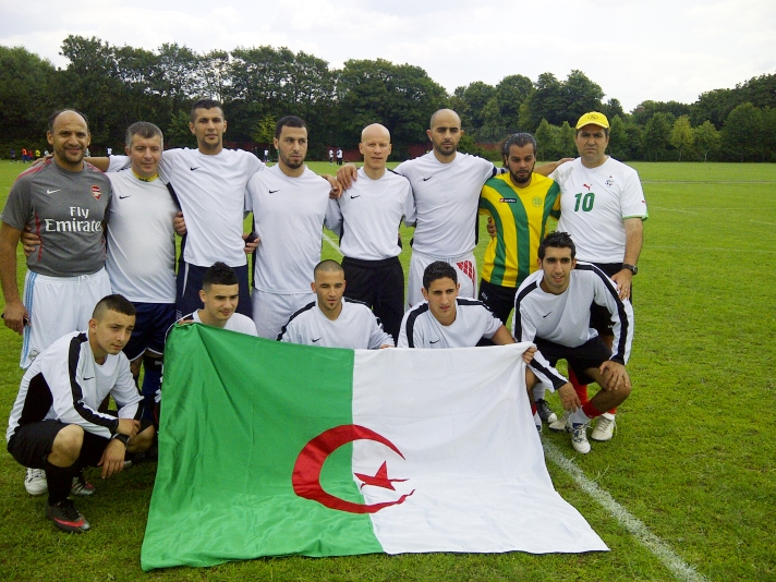 British algerian Youth FC