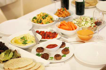 Algerian cuisine algerian british association for Algerian cuisine